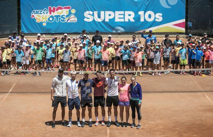 2019 Australian Open Super 10s January 23 2019   Photo Fiona Hamilton/Tennis Australia