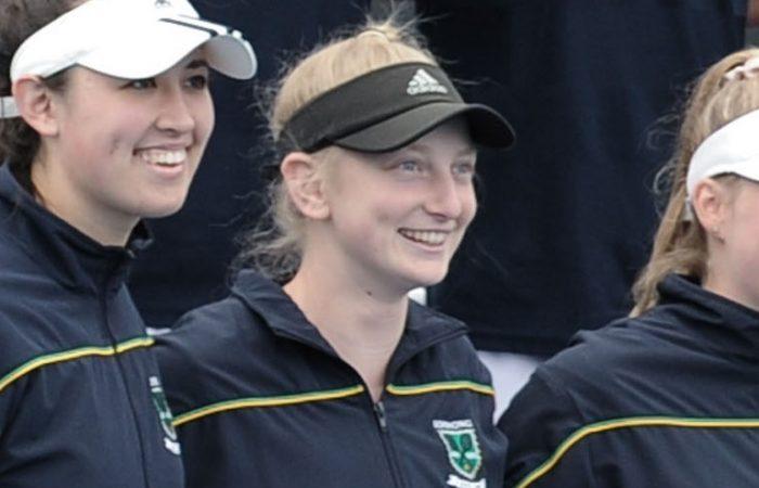 Tennis Victoria Premier League at Albert Reserve in Melbourne, Australia on November 29, 2020.