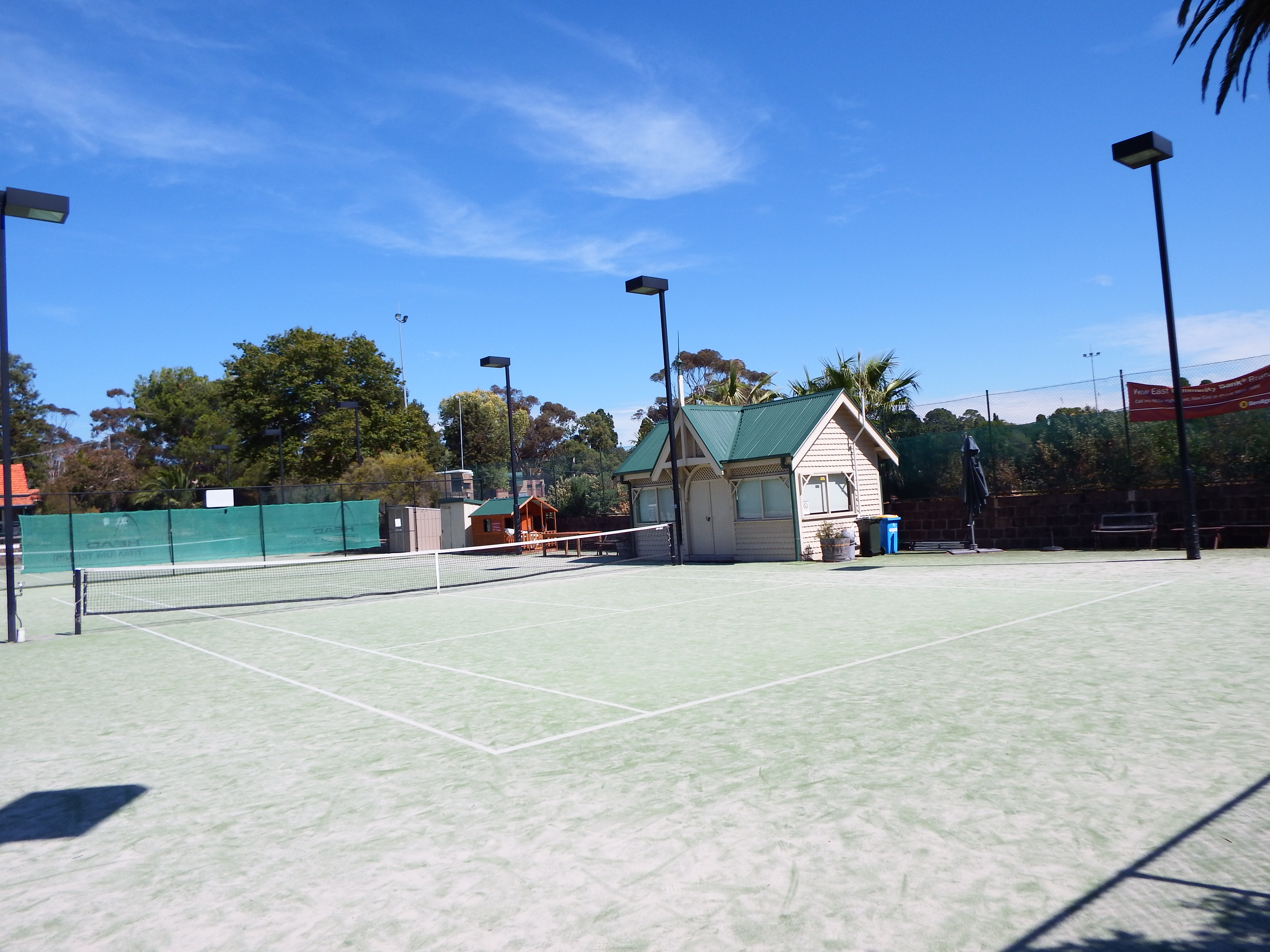 Welcome To Victoria Park Tennis Club Kew