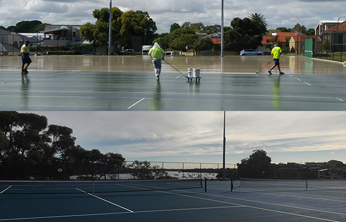 EastFreo Gel Courts