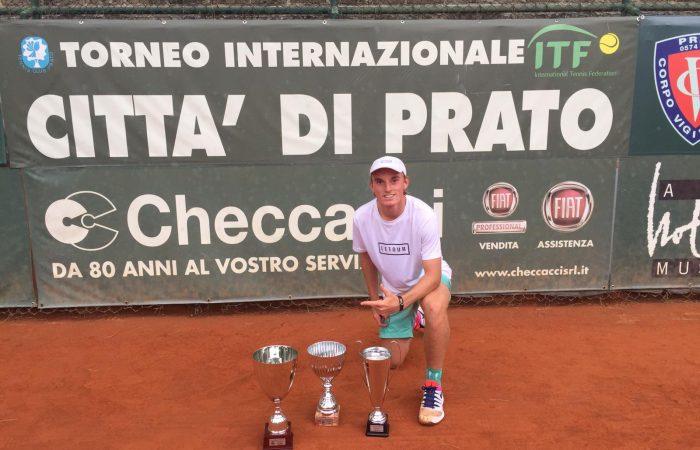 2019 Prato ITF Winner (2)