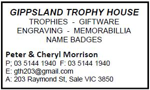 gipps trophies