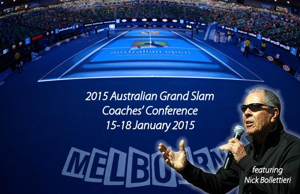 Australian Grand Slam Coaches Conference