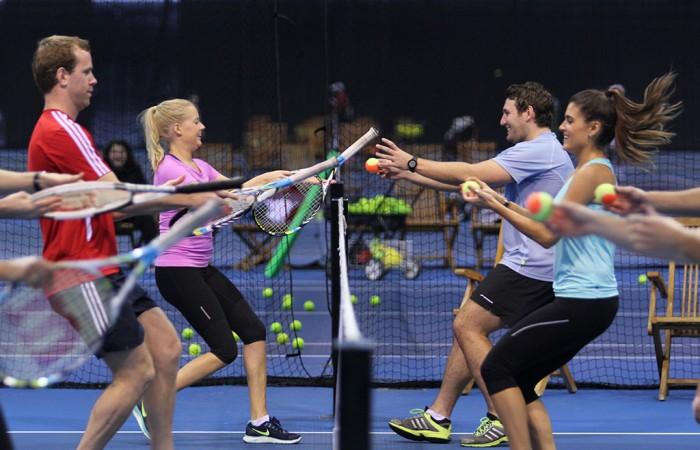 Cardio TennisCardio Tennis