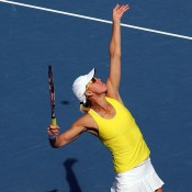 Rennae Stubbs, Fed Cup, Hobart, 2011. GETTY IMAGES
