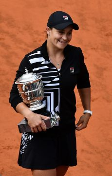 Ashleigh Barty (Getty Images)