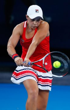 Ashleigh Barty; Getty Images
