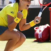 Casey Dellacqua (Getty Images)
