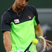 Matthew Ebden in action at Indian Wells 2014; Getty Images