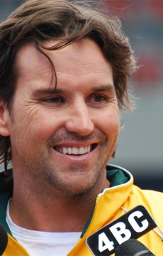 Australia's new Davis Cup captain Pat Rafter discusses his plans for the future. TENNIS AUSTRALIA