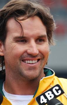 Australia's new Davis Cup captain Pat Rafter discusses his plans for the future. TENNIS AUSTRALIA