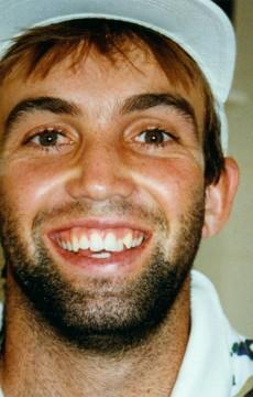 Brent Larkham. Tennis Australia