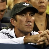 Darren Cahill. GETTY IMAGES