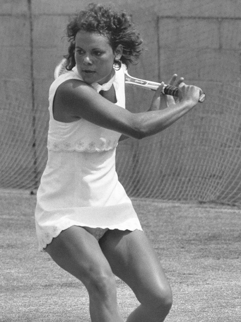 Watch Evonne Goolagong 7 Grand Slam singles titles video