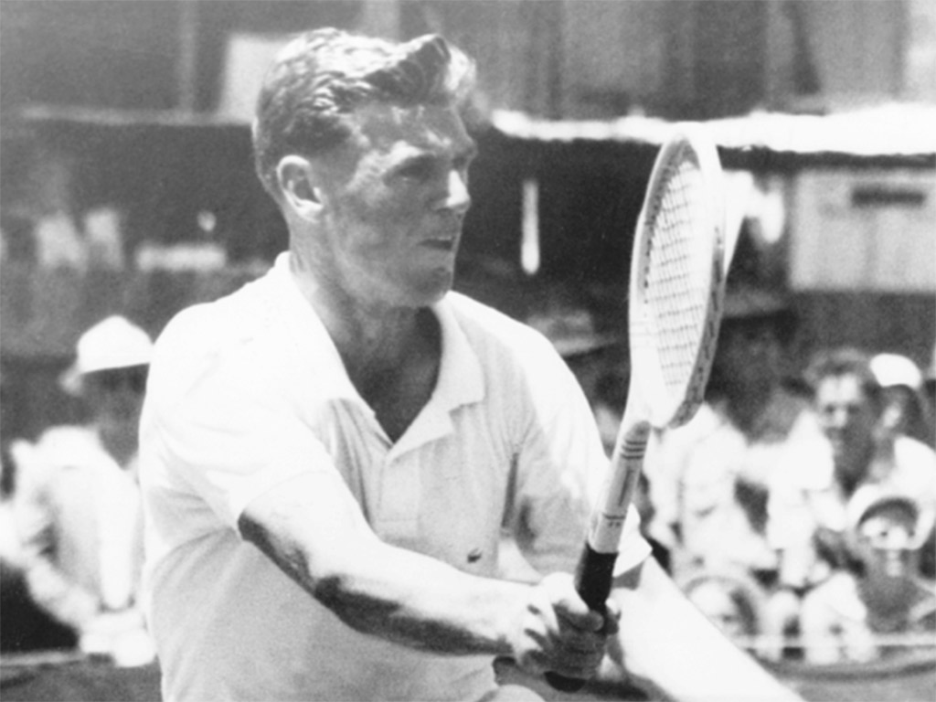 Frank Sedgman – Player Profiles Players and Rankings News and