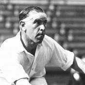 Gerald Patterson. Tennis Australia