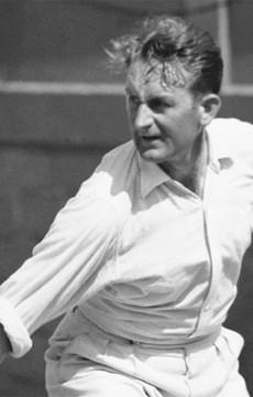 Jack Crawford. Tennis Australia