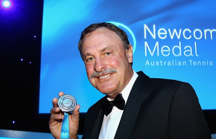 John Newcombe, Newcombe Medal