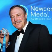 John Newcombe, Newcombe Medal