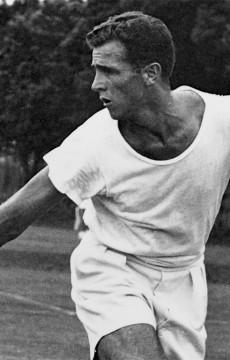 Ken McGregor. Tennis Australia