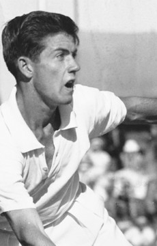 Ken Rosewall. Tennis Australia