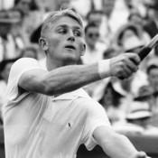 Lew Hoad. Tennis Australia
