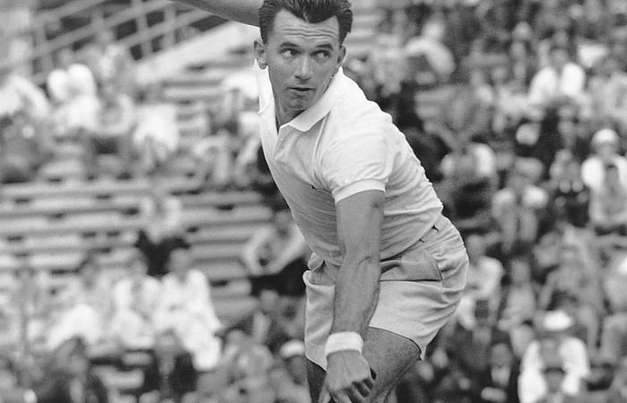 Mervyn Rose. Tennis Australia