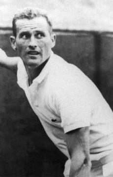 Neale Fraser. Tennis Australia