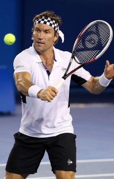 Pat Cash; Getty Images
