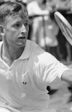 Rod Laver. Tennis Australia