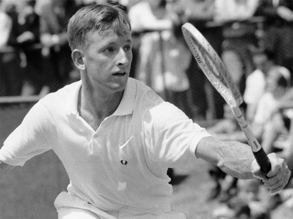 Rod Laver – Player Profiles Players and Rankings News and