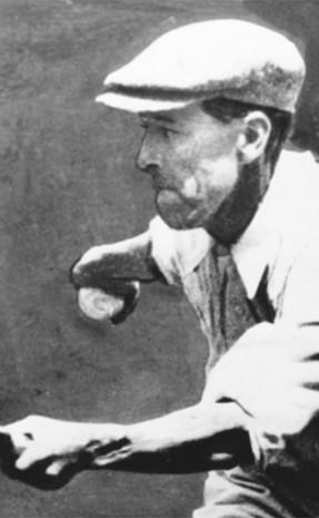 Sir Norman Brookes. Tennis Australia