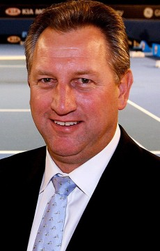 Tennis Australia CEO Steve Wood. (Photo by Quinn Rooney/Getty Images)