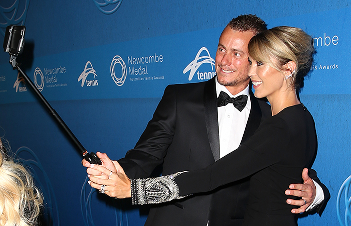 Glitz & glamour at 2015 Newcombe Medal