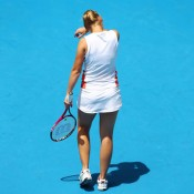 The tennis court was a lonely place for Jelena Dokic.