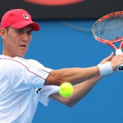 Matthew Ebden lost to Michael Russell in four.