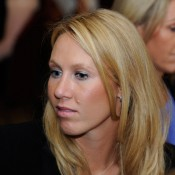 Alicia Molik at the official Fed Cup dinner. DAVID CLIFFORD