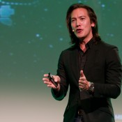 16th of March 2011. Mike Walsh addresses delegates at the Australian Tennis Conference. Tennis Australia.