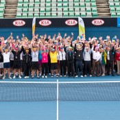 17th of March 2011. Break out session at the Australian Tennis Conference. Tennis Australia.