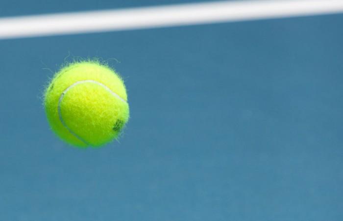 Tennis ball. Credit: Jason Retchford