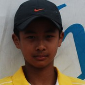 Richard Yang. Photo: Tennis Australia