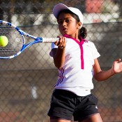 Sanyukta Singh at the National Talent Development Camp in Canberra. Photo: Mark Riedy