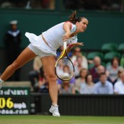 The 27th seed at Wimbledon, Gajdosova made it to the third round where she collided with in-form top seed Caroline Wozniacki. AFP