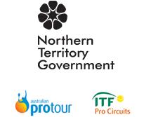 Alice Springs International tennis logos