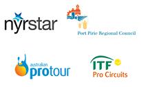 Nystar Port Pirie Tennis International sponsor tree