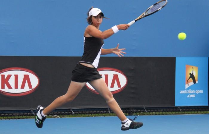 Viktorija Rajicic, Melbourne, 2011. IAIN MORTON