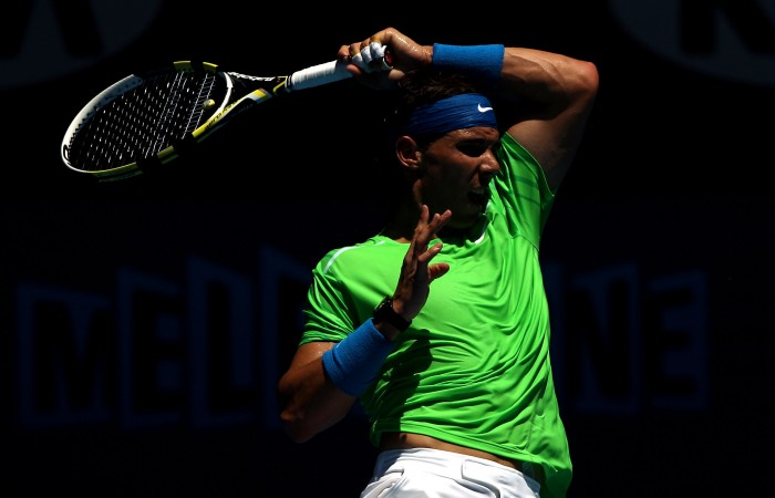 Rafael Nadal; Getty Images