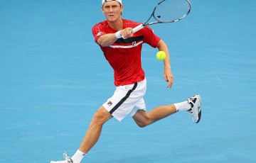 Matt Ebden: GETTY IMAGES