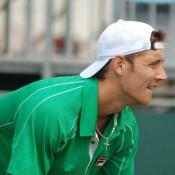 Matt Ebden at Davis Cup practice: Tennis Australia