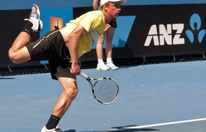 6th of December 2011. Australian Open 2012 Playoff. Mae Dumrigue
